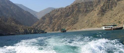 Omans Küsten